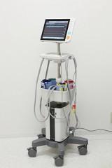 CAVI/PWVで動脈硬化を評価します